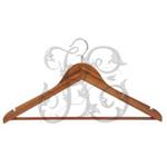 Гардеробная вешалка плечики для одежды