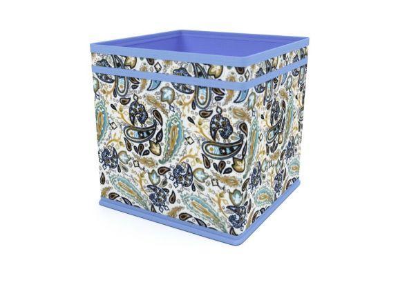 Коробка - куб (жёсткий) 17х17х17см (Грация) [6041]