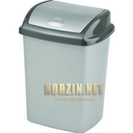 мусорное ведро для кухни Dominik, 25 л. [05322]