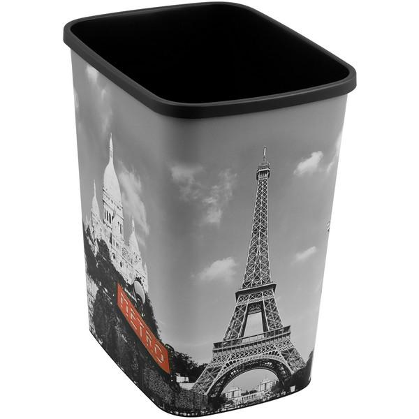 Ведро для мусора Flip Bin (без крышки), 25 л. (Лондон) [02174-L12]